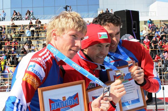 Чемпионат России по биатлону-2011