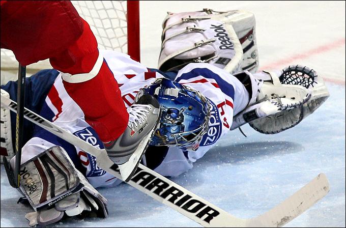 9 мая 2013 года. Хельсинки. Чемпионат мира. Групповой этап. Россия — Франция — 1:2. Не помогало ничего