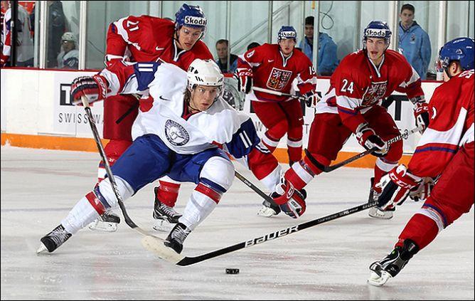 Сборная Норвегии - следующей соперник российской команды.