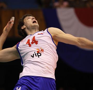 Александар Атанасиевич – диагональный сербской национальной команды