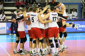 Счастье сборной Канады после матча не знало границ