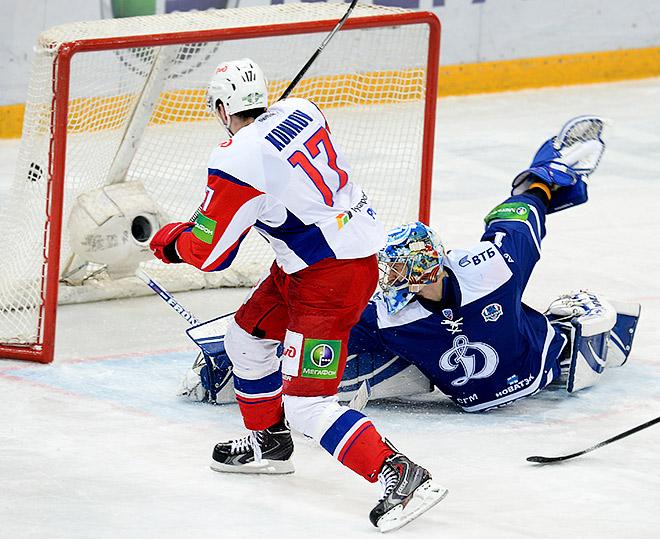 Сезон-2013/14. «Динамо» (Москва) – «Локомотив»