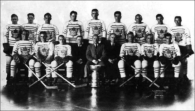 """Кубок Стэнли. Часть 40. 1931-1932. """"Торонто Мейпл Лифз""""."""