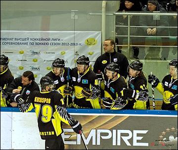 Алексей Косоуров возвращается на скамейку запасных