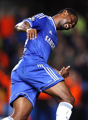 Самуэль Это'О может стать 13-м футболистом, который записал на свой счёт в Лиге чемпионов 30 голов
