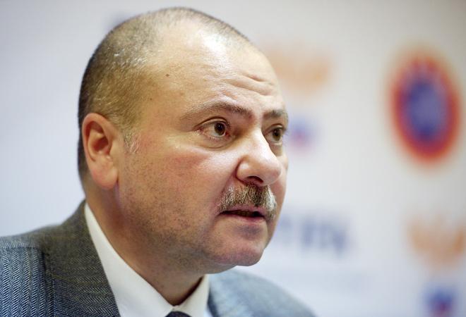 Глава КДК Артур Григорьянц