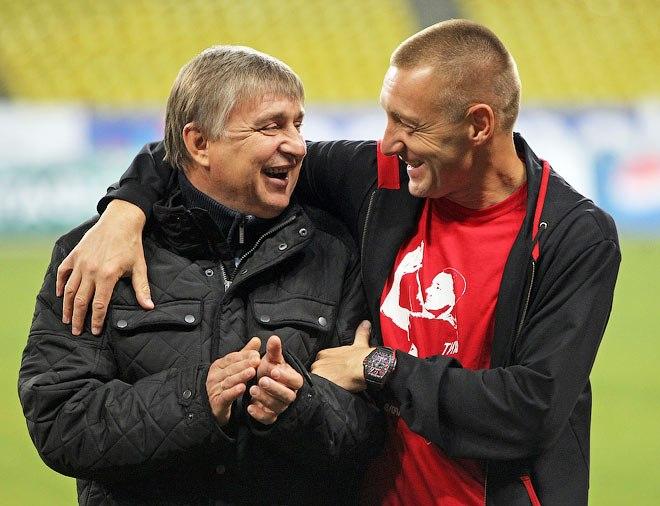 Фёдор Черенков и Андрей Тихонов