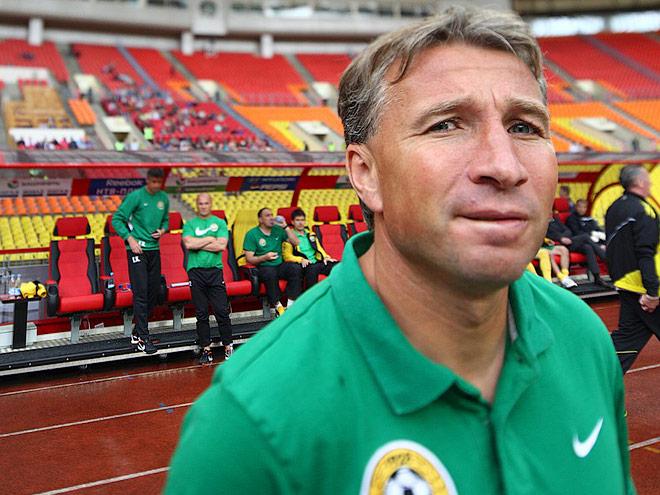 После ухода Дана Петреску тренерам в «Кубани» абсолютно перестали доверять