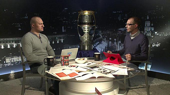 Сергей Акимов и Роман Чернявский
