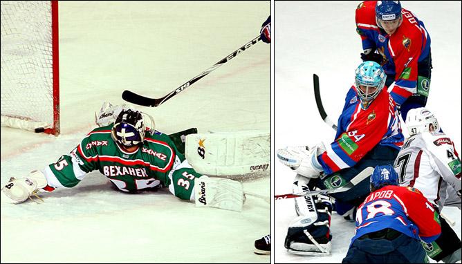 """КХЛ. Плей-офф. Финал. ХК МВД - """"Ак Барс"""". Превью. Фото 01."""