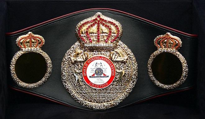 Чемпионские пояса Натальи Рагозиной