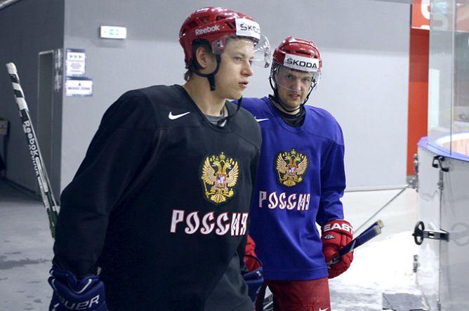 Владимир Тарасенко и Алексей Терещенко