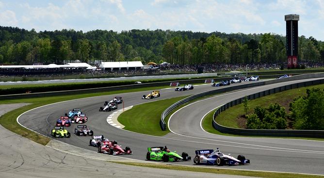 Старт IndyCar, GP2 и WTCC
