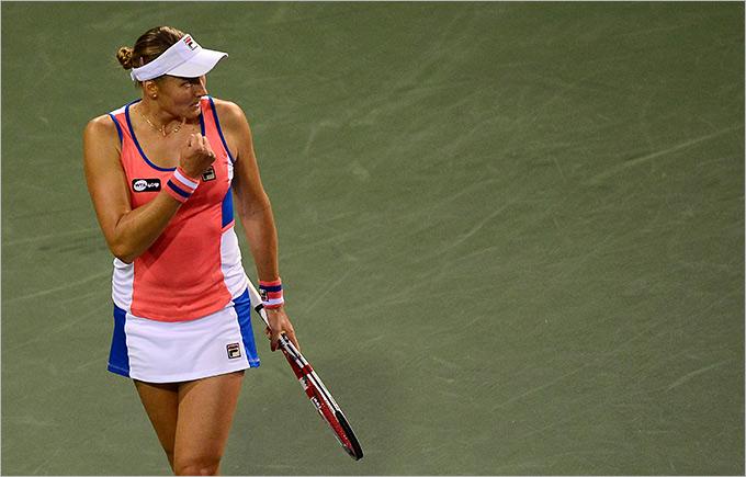 Петрова вернулась в основу турниров WTA