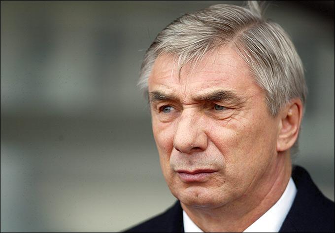 Бывший главный тренер сборной России Георгий Ярцев