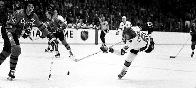 Фрагменты сезона. 27 января 1974 года. Чикаго. Матч Всех звезд НХЛ.