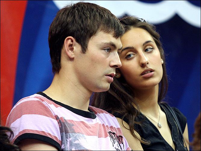 динияр билялетдинов с женой и сыном фото разработан