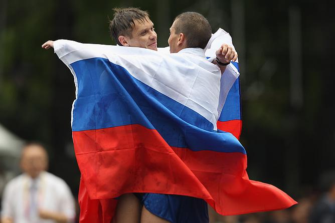 Денис Нижегородов и Сергей Бакулин