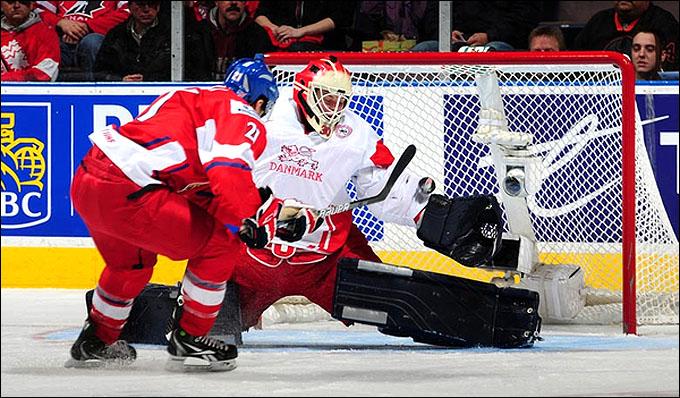 27 декабря 2011 года. Эдмонтон. Молодежный чемпионат мира. Чехия – Дания – 7:0