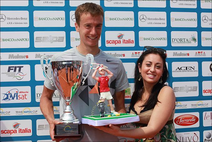Андрей выиграл свой первый челленджер в карьере
