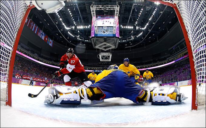 Сидни Кросби и его гол в финале Олимпиады-2014