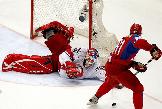 23 мая 2010 года. Кельн. Финал. Россия - Чехия - 1:2.