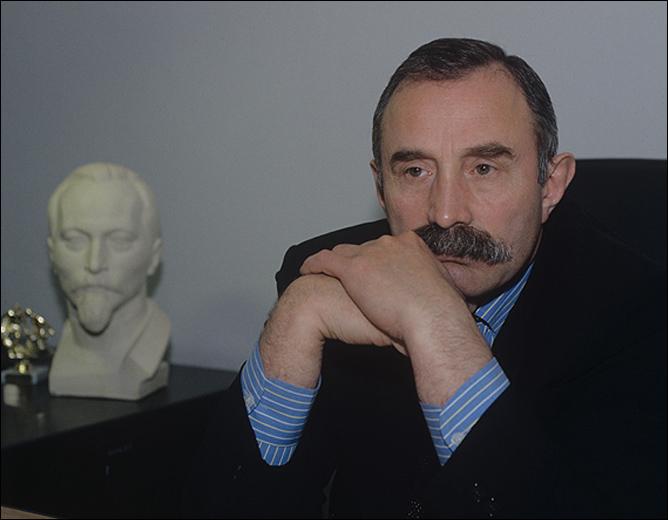 Депутат Госдумы РФ от Чеченской Республики Асламбек Аслаханов