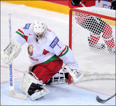Белорусские хоккейные эксперты – об игре сборной Белоруссии