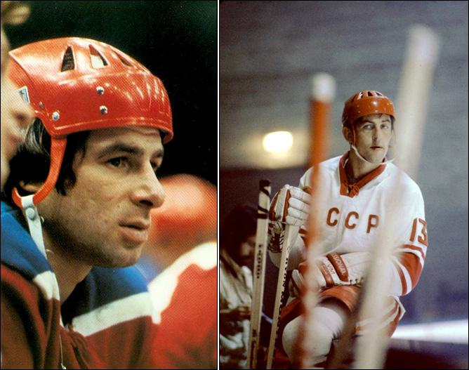 Хоккей. История чемпионатов мира. ЧМ-1973-1975. Фото 03.