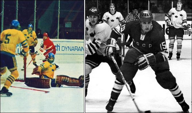 Хоккей. История чемпионатов мира. ЧМ-1973-1975. Фото 04.