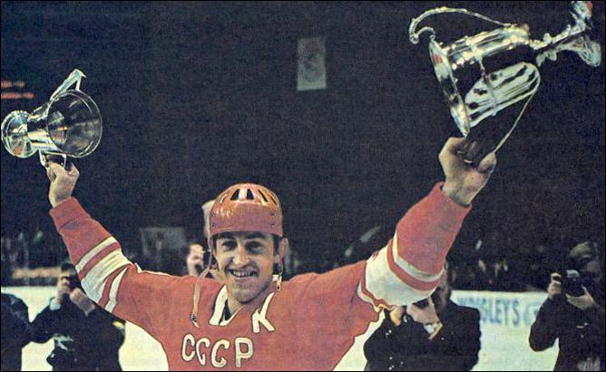 Хоккей. История чемпионатов мира. ЧМ-1973-1975. Фото 05.