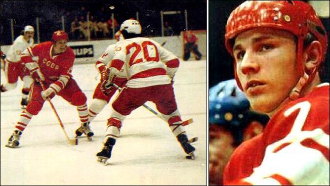 Хоккей. История чемпионатов мира. ЧМ-1973-1975. Фото 06.