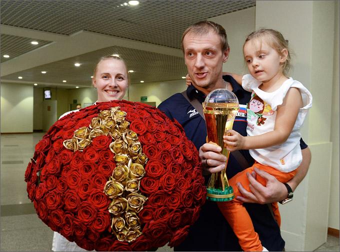 Сергей Макаров – капитан сборной России