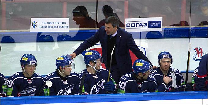 Дмитрий Квартальнов и его команда