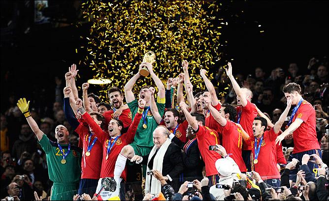 Радость Испании