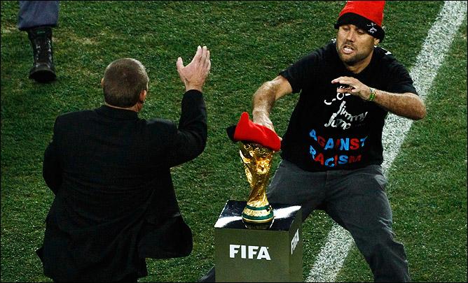 Атака на Кубок мира