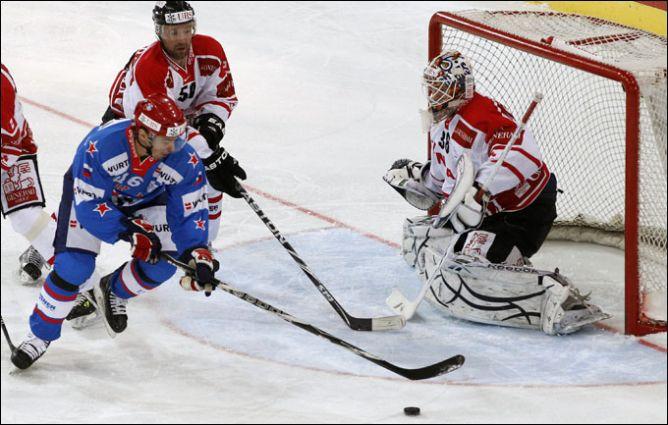 31 декабря 2010 года. Давос. Кубок Шпенглера. Финал. СКА (Санкт-Петербург) – сборная Канады – 4:3.