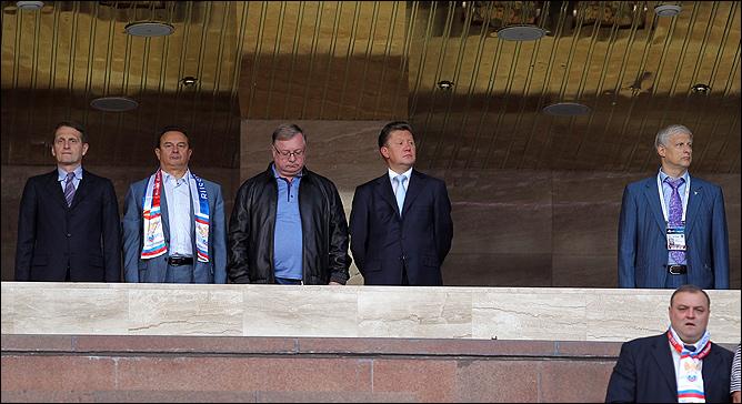 Одиночество Сергея Фурсенко