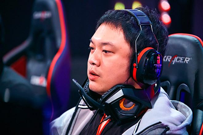 Игрок поддержки китайской команды LGD Леи «MMY» Цзэнжун впервые в истории не войдет в топ-5 турнира