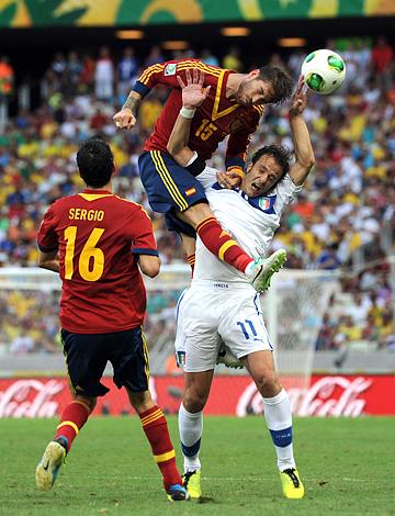 Италия — Испания