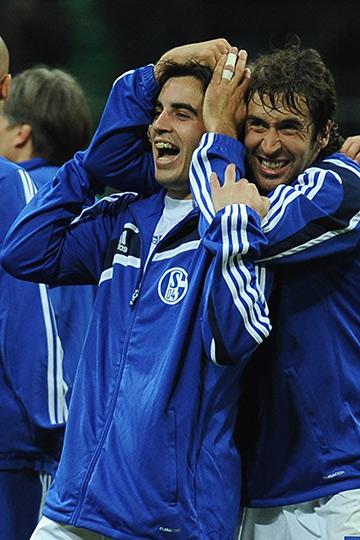 Хосе Хурадо и Рауль