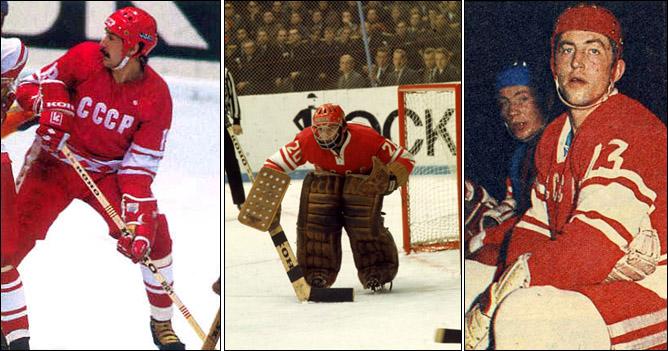 Хоккей. История чемпионатов мира. ЧМ-1976-1977. Фото 05.