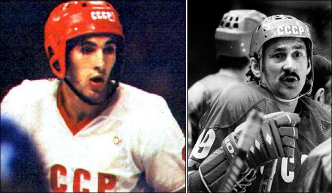 Хоккей. История чемпионатов мира. ЧМ-1976-1977. Фото 06.