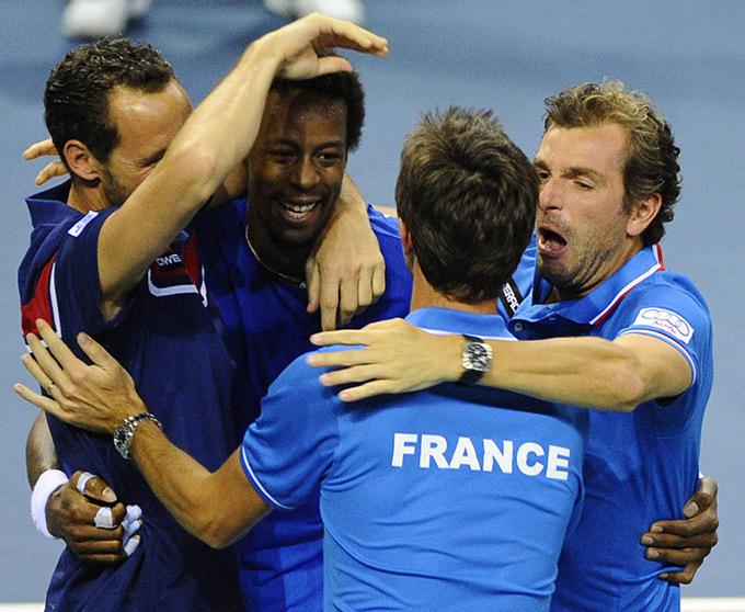 Франция отыгралась с 0−2 у Германии