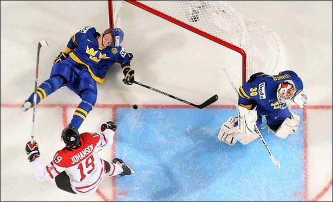 31 декабря 2010 года. Ниагара. Молодежный чемпионат мира. Канада - Швеция - 5:6 (ПБ)