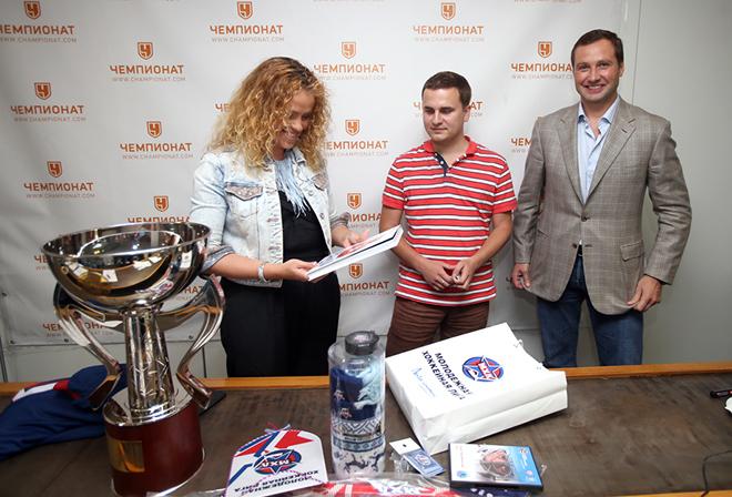 Алёна Шилова, Павел Панышев и Алексей Морозов