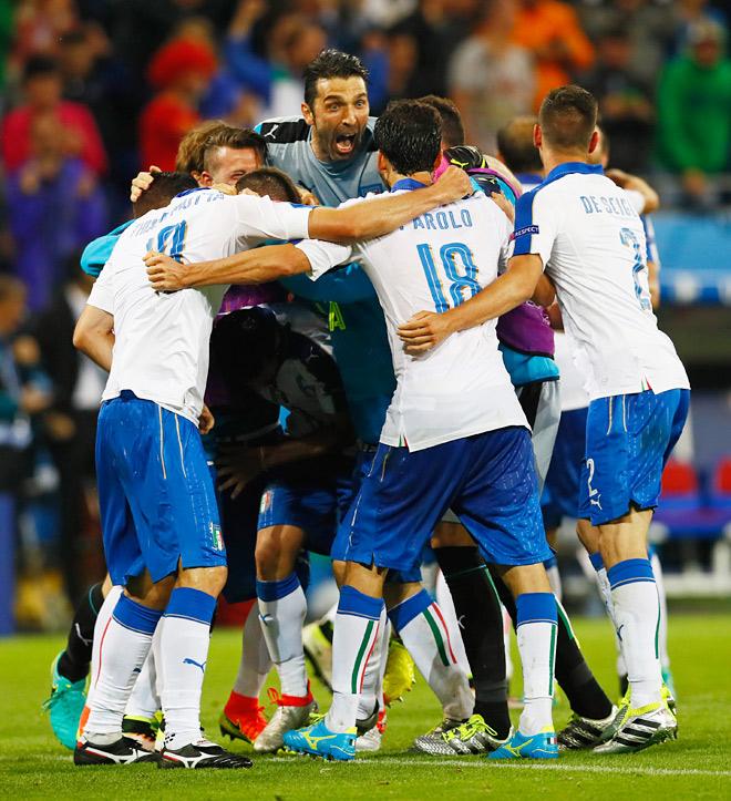 Мгновения 4-го дня Евро-2016