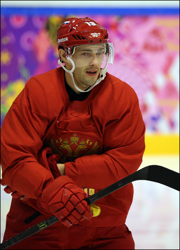 Павел Дацюк — наш капитан