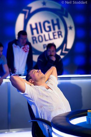 За одну неделю Трояновский дважды вышел в финал