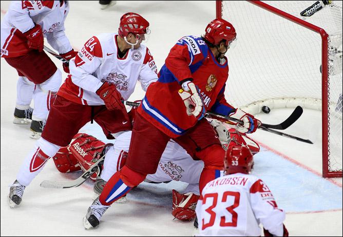 Евгений Артюхин — сокрушил и забил